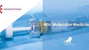 MSc Molecular Medicine at University of Essex