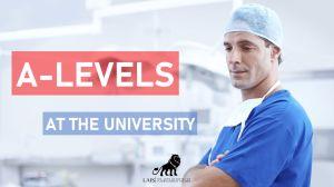 หลักสูตร A Levels สำหรับนักเรียนต้องการเรียนแพทย์ในต่างประเทศ