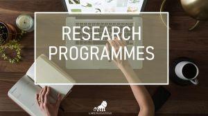 Research Programmes แบบไหนเหมาะกับเรา? และ มีอะไรบ้าง?