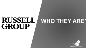 What is Russell Group?