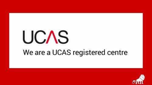 The Lion Academy of International Studies ได้รับให้เป็นศูนย์ดำเนินการสมัครเรียนให้กับมหาวิทยาลัยในอังกฤษผ่านระบบกลาง UCAS
