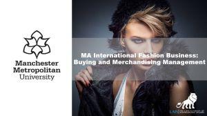 MA International Fashion Business : Buying Merchandising Management