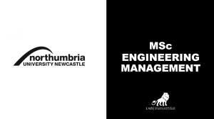 MSc Engineering Management at Northumbria University