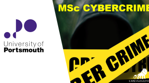 MSc Cybercrime at University of Portsmouth