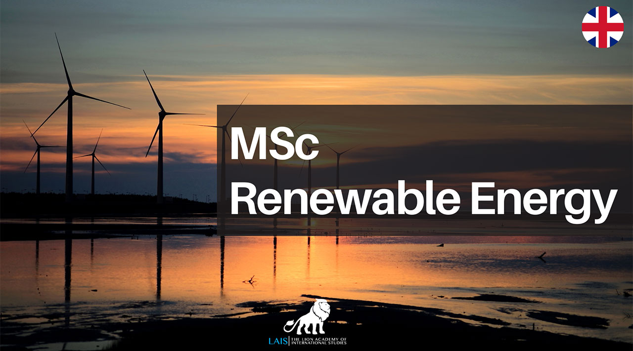 MSc Renewable Energy