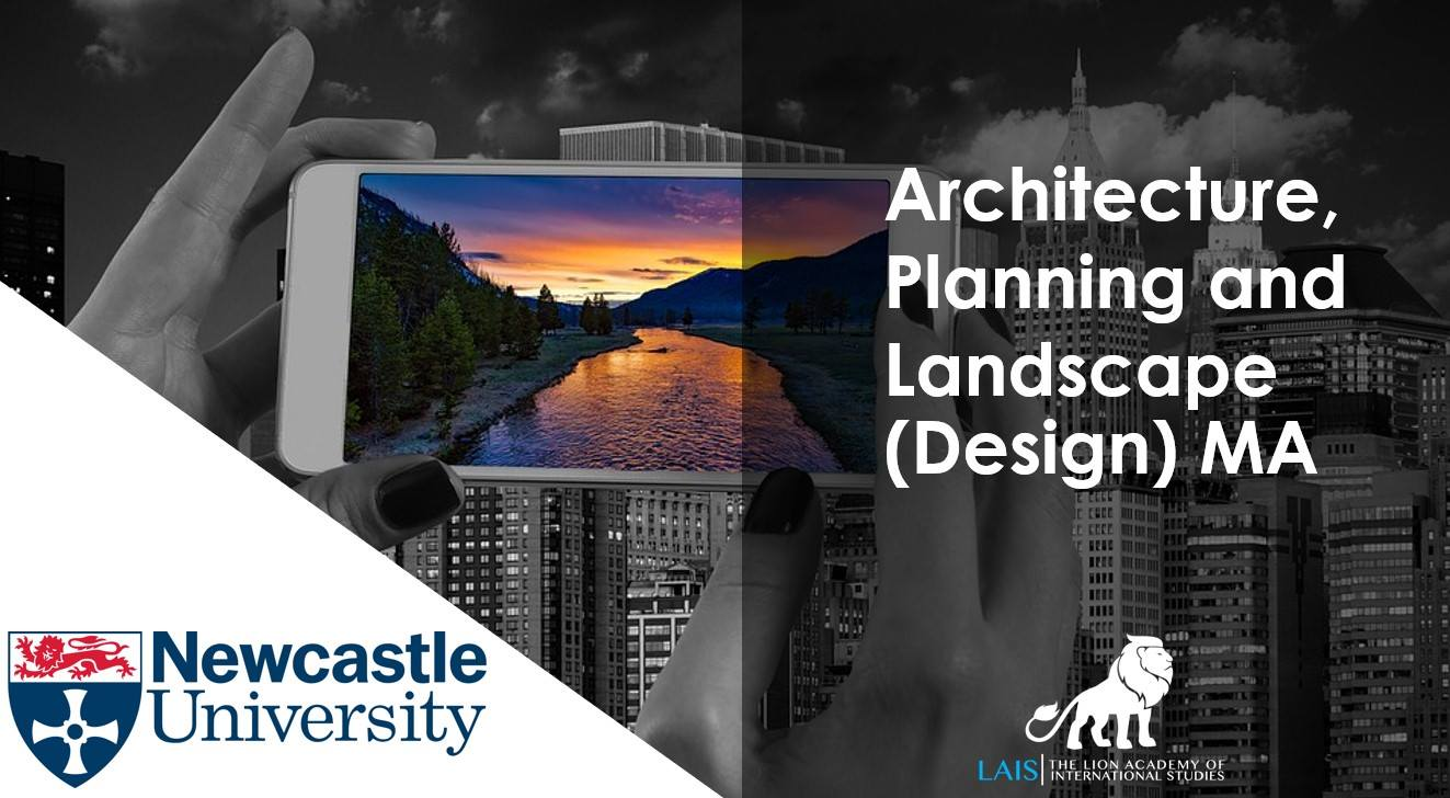 Architecture, Planning and Landscape (Design) MA
