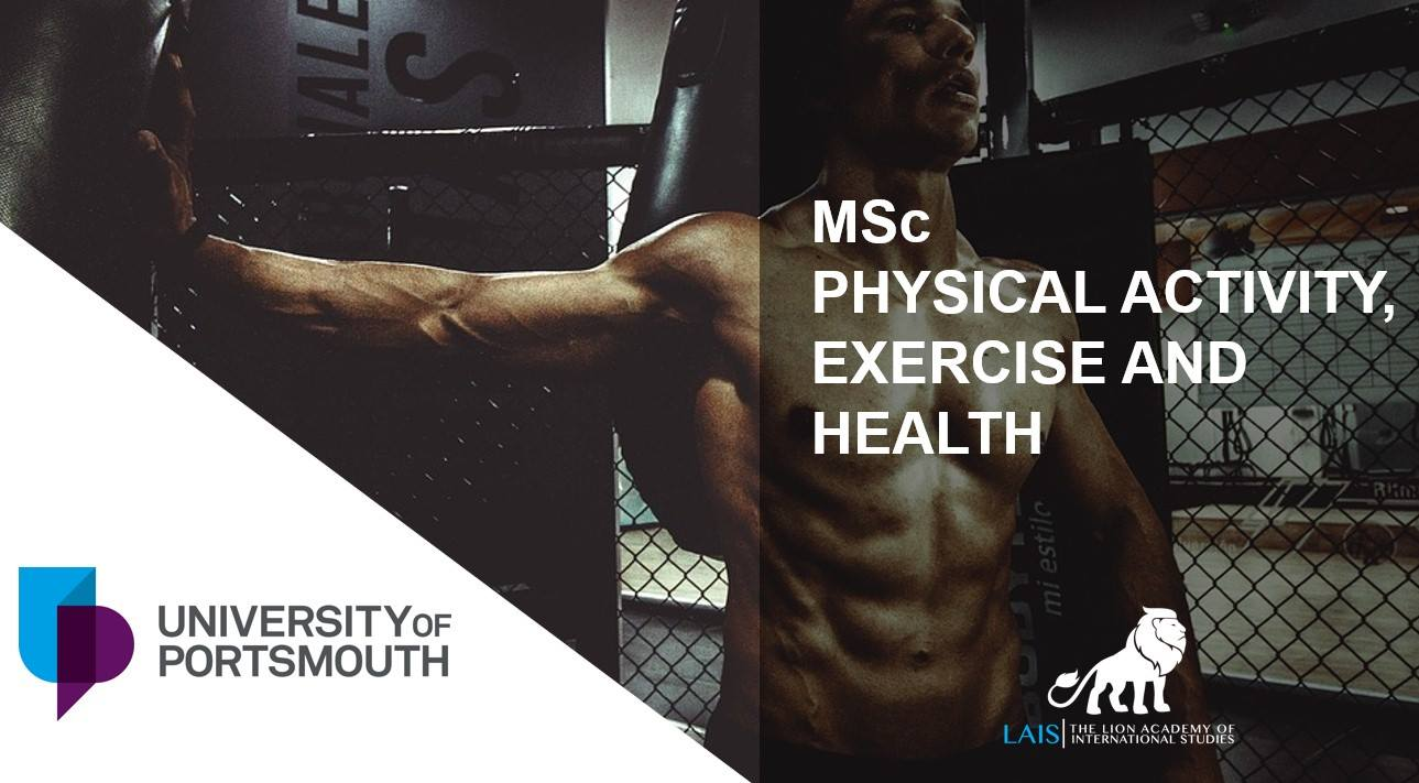 MSc Physical Activity Exercise and Health