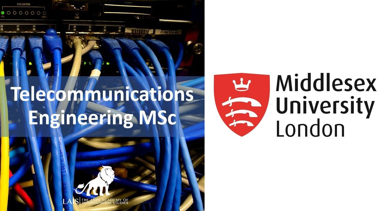 MSc Telecommunications Engineering at Middlesex University London