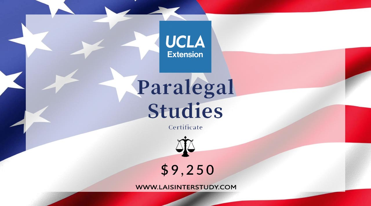 UCLA Extension Paralegal Studies